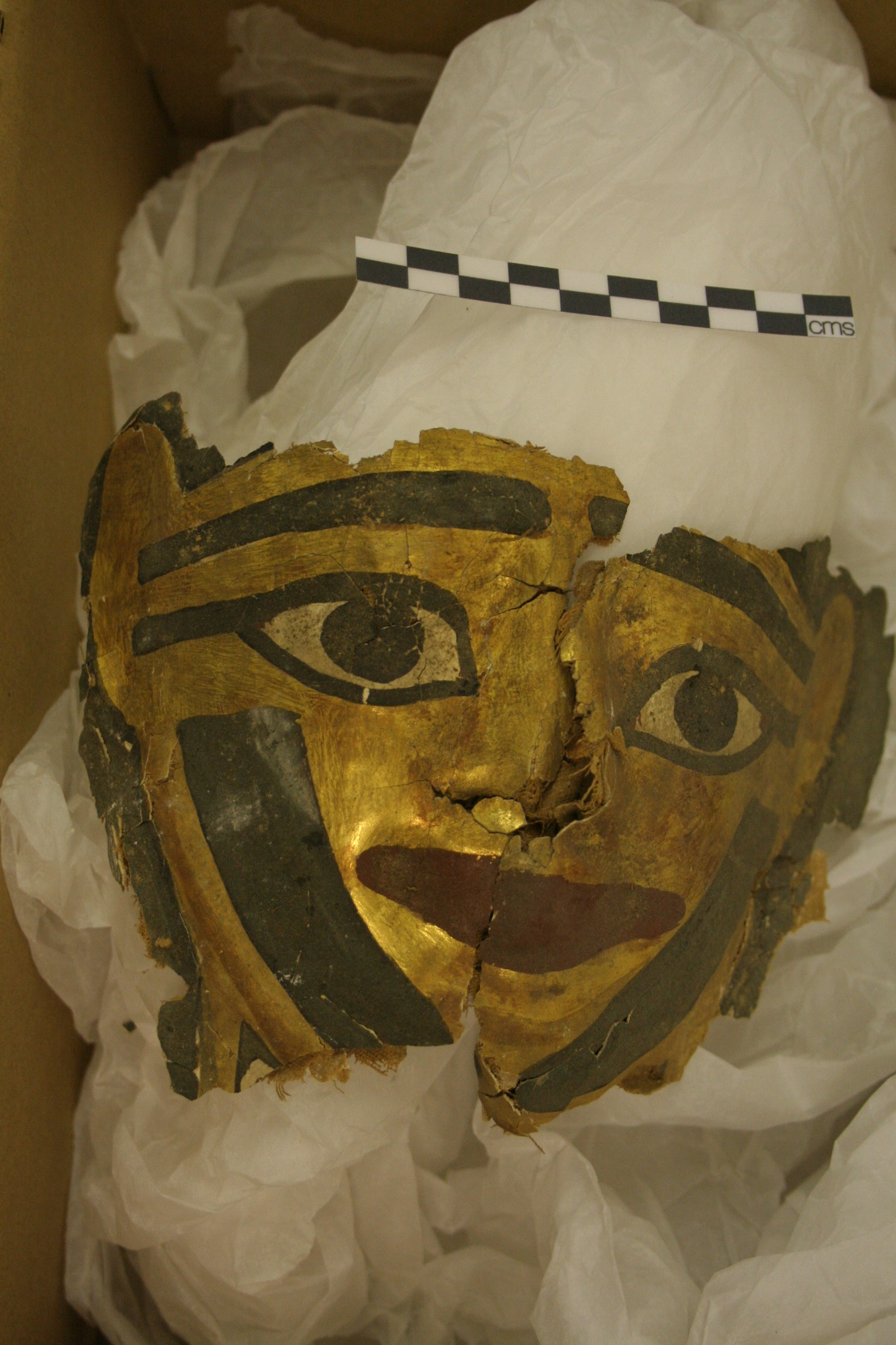 Image for: Mummy mask