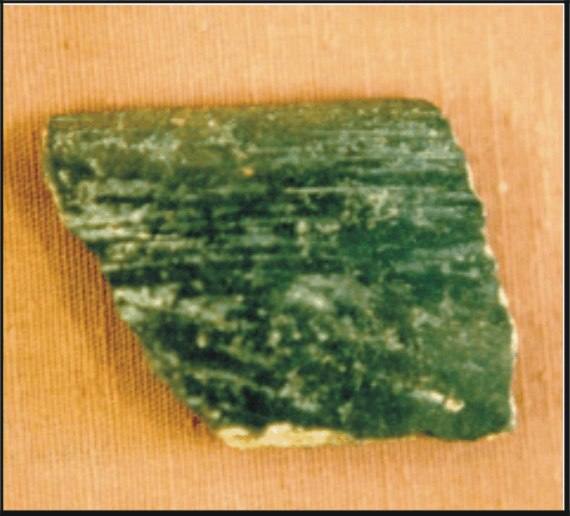 Image for: Rim sherd of a pottery vessel