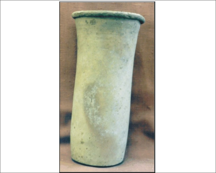 Image for: Pottery jar
