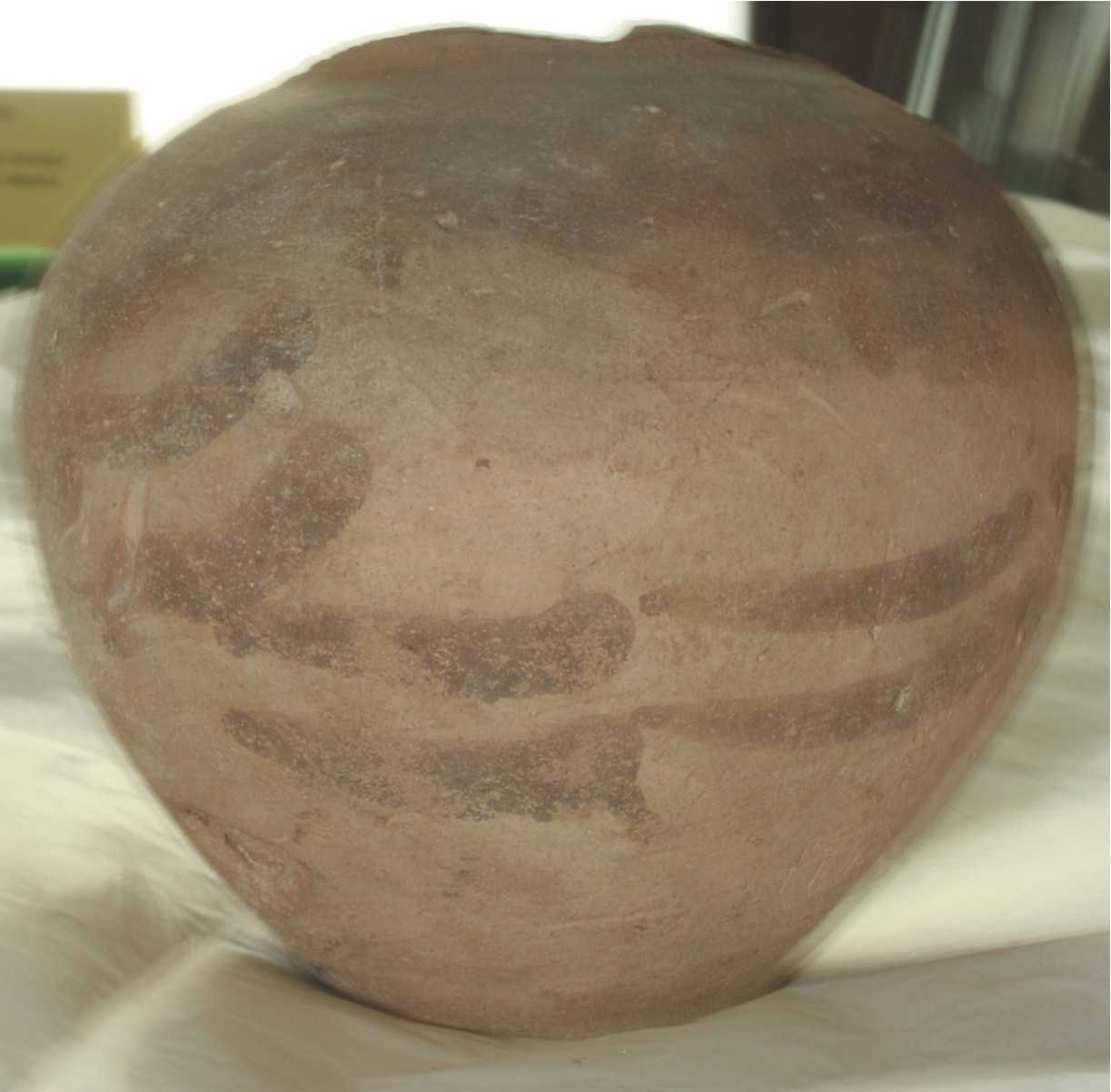 Image for: Pottery vessel