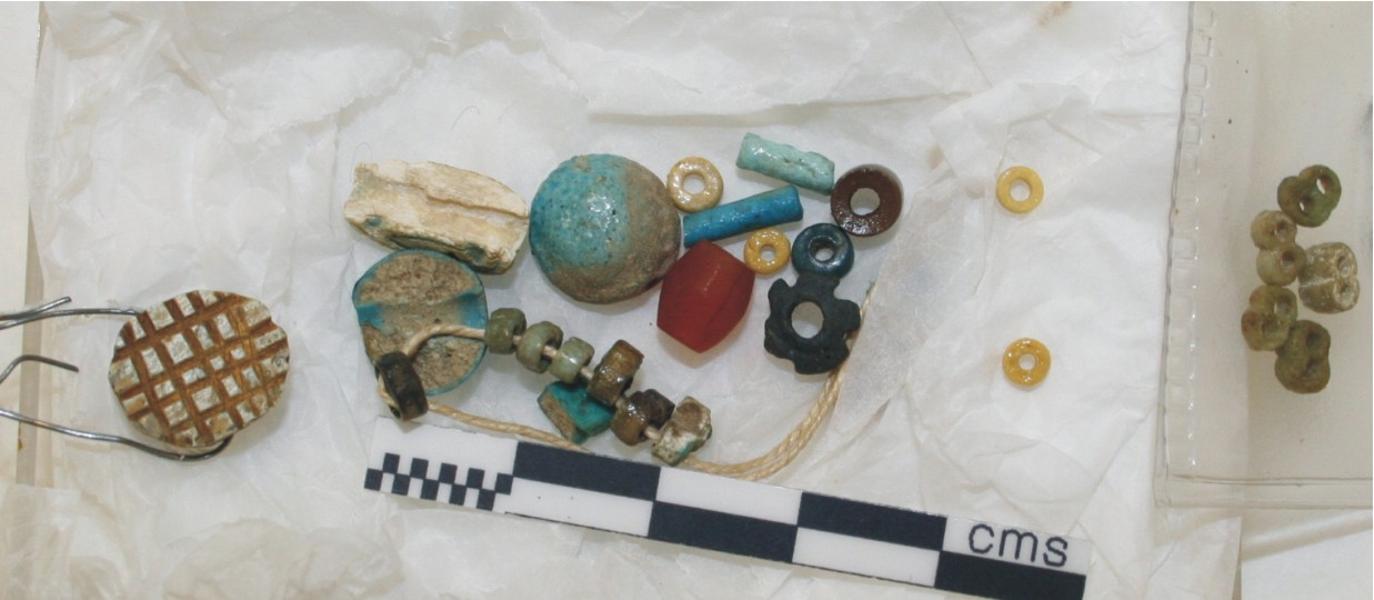 Image for: Beads and fragments of beads