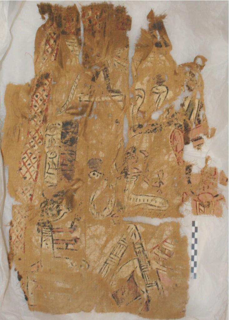 Image for: Fragment of a soter shroud