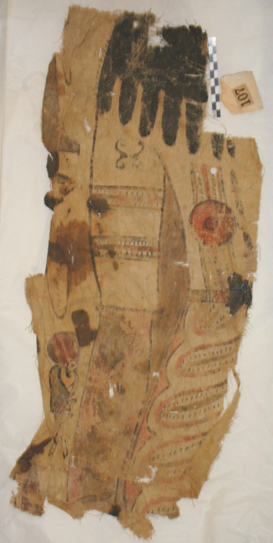 Image for: Fragment of a shroud