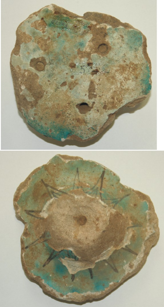 Image for: Fragment of a model column