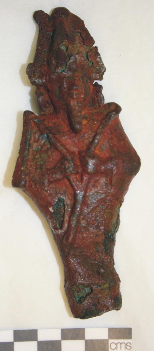 Image for: Osiris figure