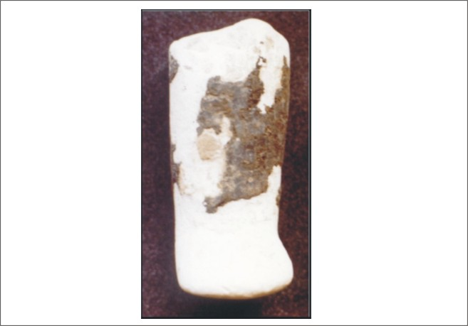 Image for: Fragment of a shabti