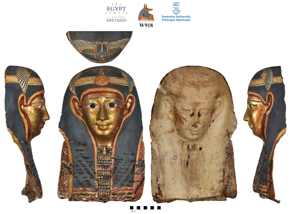 Image for: Cartonnage mask
